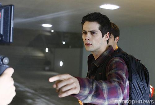 MTV показал 8-минутный видео фрагмент премьерной серии 6 сезона «Волчонка»