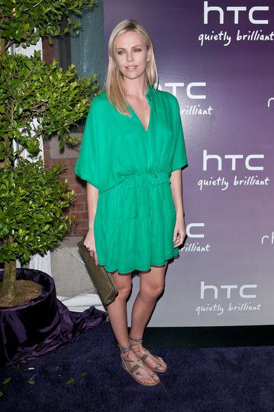 Звезды на вечеринке HTC