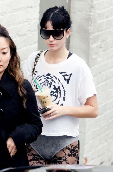 Кэти Перри берет пример с Lady GaGa?