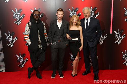 Премьера нового сезона шоу The Voice в Лондоне