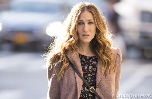 HBO покажет новый сериал Сары Джессики Паркер «Развод» осенью 2016