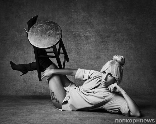 Леди Гага демонстрирует серьезную акробатику в фотосессии для Variety