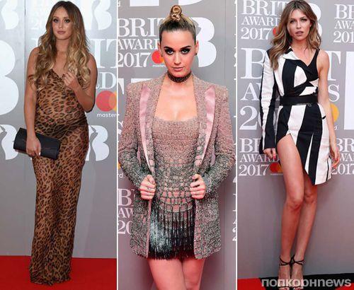 Фото: Кэти Перри, Рита Ора, Элли Голдинг, Наталья Водянова и другие звезды на церемонии BRIT Awards 2017