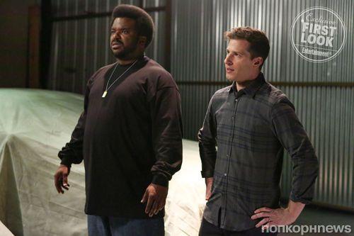 Первые фото 6 сезона «Бруклин 9-9» появились в сети