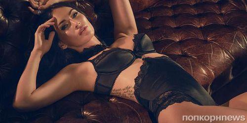 Фото: Меган Фокс снялась в рекламе нижнего белья Frederick's