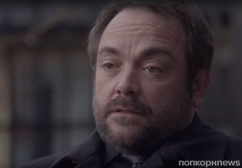 Кроули жалуется на жизнь в новом видео из «Сверхъестественного»