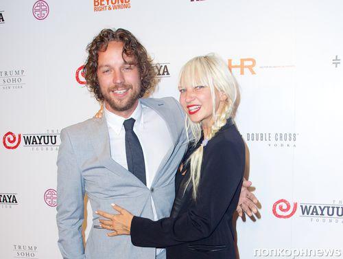 Sia вышла замуж
