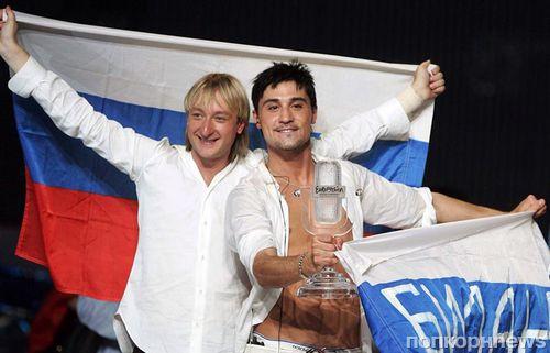 Бог любит троицу: Дима Билан хочет снова выступить на «Евровидении»