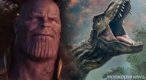 В честь Таноса из «Мстителей» назвали динозавра