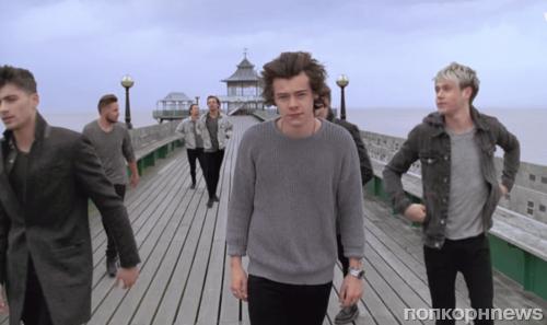 Новый клип группы One Direction  - You & I
