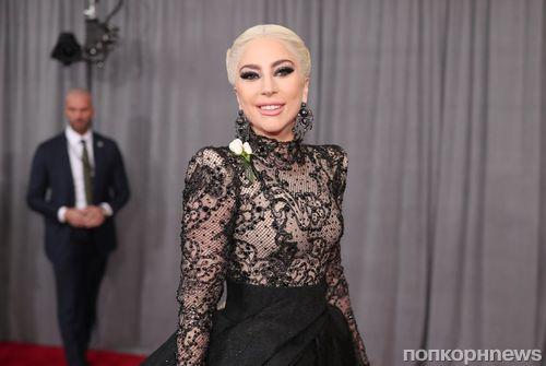 Леди Гага показала помолвочное кольцо на «Грэмми» 2018