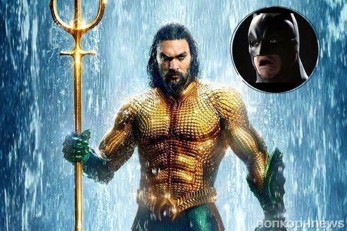 «Аквамен» обошел «Темного рыцаря» и стал самым кассовым фильмом по комиксам DC в истории