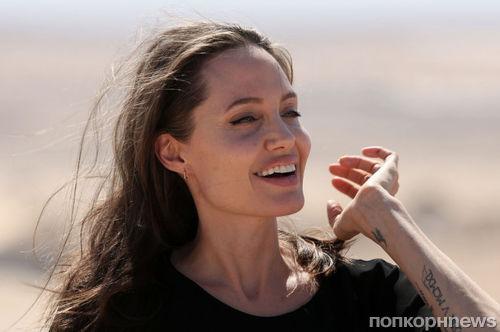 Анджелина Джоли планирует купить жилье в Лондоне