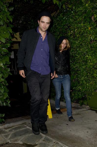 Роберт Паттинсон и Кристен Стюарт снова вместе в Лос-Анджелесе