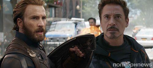Сценаристы «Война бесконечности» объяснили, почему Тони Старк и Стив Роджерс не встретились в фильме