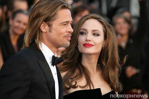 Анджелина Джоли и Брэд Питт купили виллу в Турции