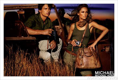 Рекламная кампания Michael Kors. Весна / лето 2012