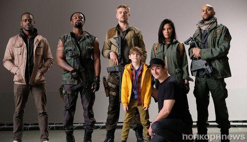 Шейн Блэк назвал официальный актерский состав нового «Хищника»