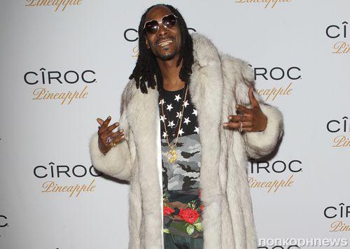 Snoop Dogg стал дедушкой