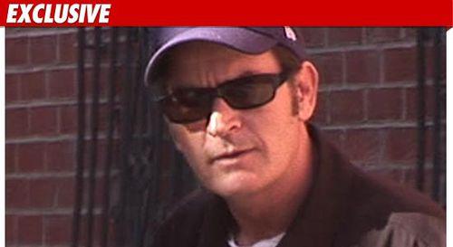 Чарли Шин попал в больницу сразу после вечеринки
