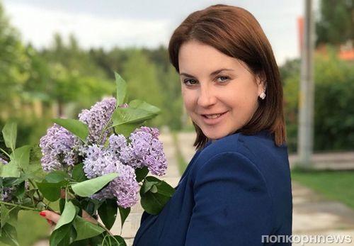 Ирина Слуцкая ждет третьего ребенка