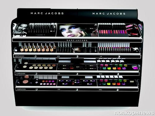 Марка Джейкобс запускает свою линию косметики вместе с Sephora Originals