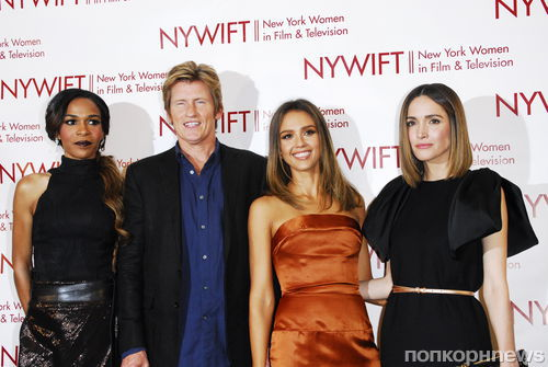 Звезды на Women in Film and Television Awards