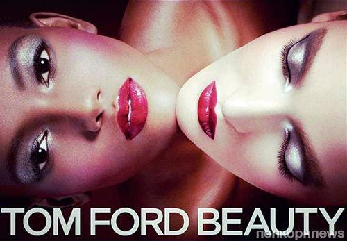 Рекламная кампания новой косметической коллекции Tom Ford. Осень / зима 2013-2014