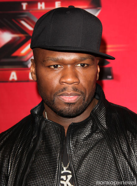 50 Cent заключил пари