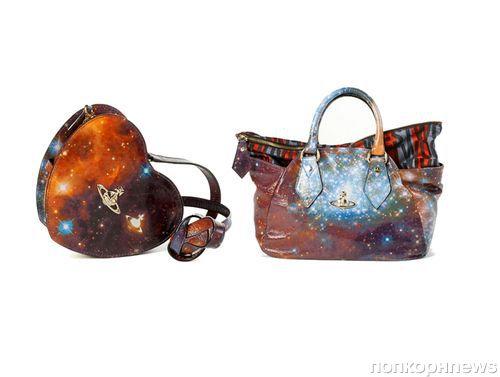 Коллекция сумок от Vivienne Westwood. Весна 2012