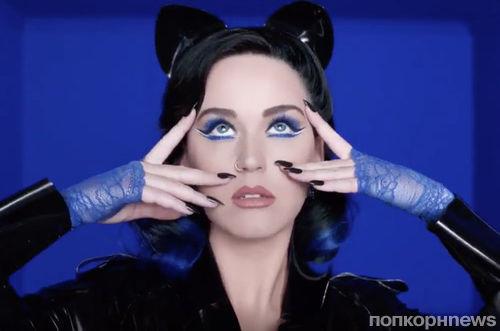 Видео: Кэти Перри в рекламе своей коллекции косметики для CoverGirl