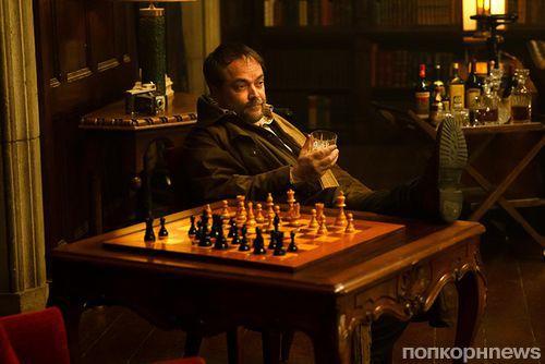Сверхъестественное воссоединение: «король ада» Марк Шеппард появится в сериале «Роковой патруль»