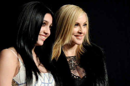 Мадонна и Лурдес: жертвы моды