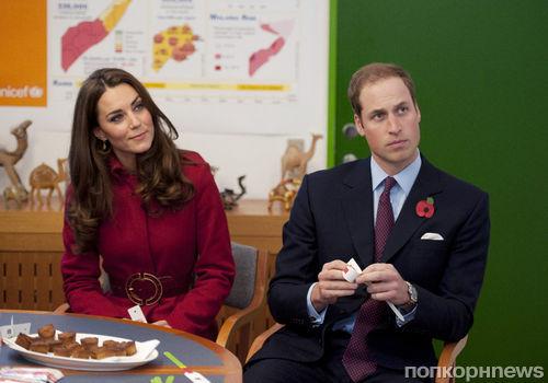Принц Уильям подарит Кейт Миддлтон щенка?