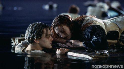 """Джеймс Кэмерон рассказал, почему Леонардо ДиКаприо пришлось умереть в """"Титанике"""""""