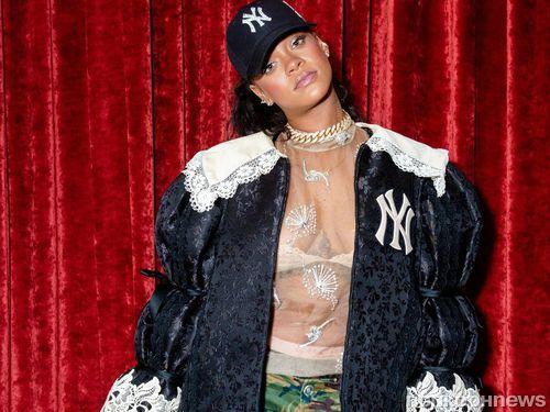 Фото: Рианна, Джаред Лето и другие звезды на открытии бутика Gucci