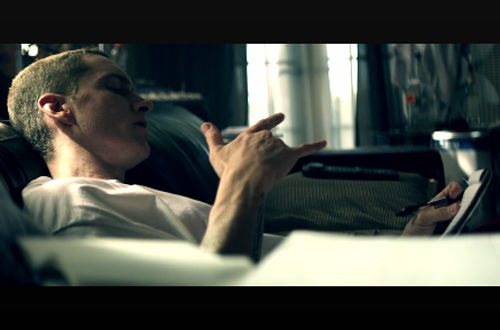 """Новый клип Эминема, Bruno Mars & Royce da 5'9 - """"Lighters"""""""