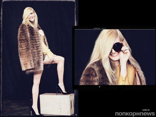 Лукбук новой коллекции Николь Ричи Winter Kate. Осень / зима 2012-2013