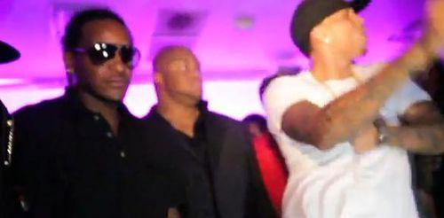 Видео: Крис Браун танцует в клубе