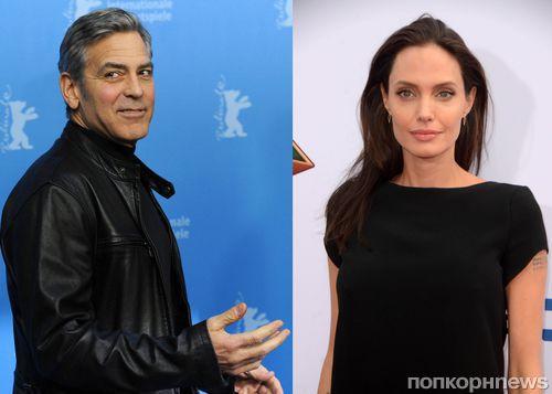 Джордж Клуни и Анджелина Джоли вошли в список самых красиво стареющих звезд