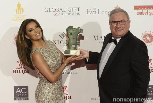 Ева Лонгория на церемонии Global Gift Gala