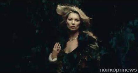 Кейт Мосс в новом клипе Джорджа Майкла - White Light