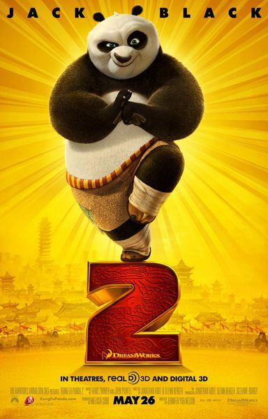 """Трейлер мультфильма """"Кунг-Фу Панда 2 в 3D"""""""