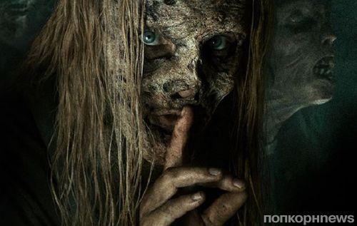 Больше жути: Альфа в зомби-костюме в новом тизере 9 сезона «Ходячих мертвецов»
