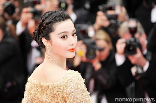 Китайская артистка заплатит налоги на130 млн. долларов
