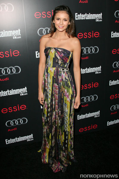 Звезды на вечеринке Entertainment Weekly