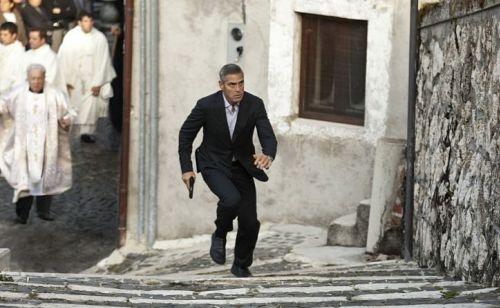 "Тизер фильма с Джорджем Клуни ""Американец"""