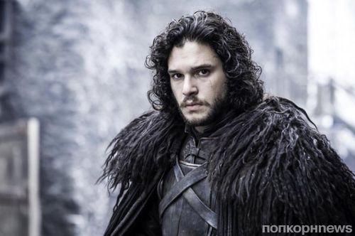 «Я не вернусь»: Кит Харингтон о смерти Джона Сноу в «Игре престолов»