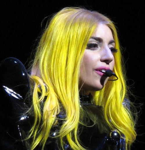 У Lady GaGa новая тату