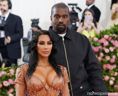 Ким Кардашьян стала мамой в четвертый раз и рассказала о сыне: «Он самый спокойный и расслабленный»